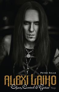 Alexi Laiho – Chaos, Control & Guitar Copertina del libro