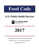 FDA Food Code 2017