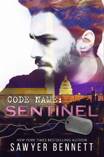 Code Name: Sentinel - Sawyer Bennett