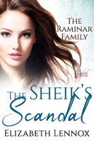 The Sheik's Scandal book cover