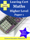 Leaving Cert Maths Higher Level Paper 1