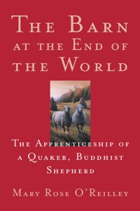 The Barn at the End of the World Book Cover