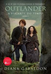 Outlander, a Viajante do Tempo Book Cover