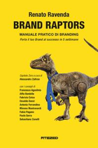 Brand Raptors Libro Cover