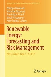 Renewable Energy Forecasting And Risk Management