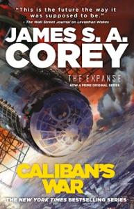 Caliban's War Book Cover