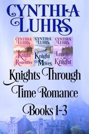 Knights Through Time Romance Books 1-3