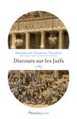Discours sur les juifs 1789