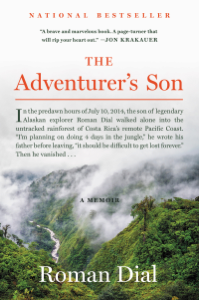 The Adventurer's Son Book Cover