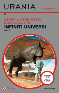 Infiniti universi. Parte 3 (Urania) Libro Cover