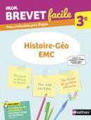 Mon Brevet facile - Histoire-Géographie-EMC - 3e