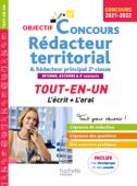 Objectif  Concours Rédacteur territorial et rédacteur principal 2021 : externe, interne et 3e voie