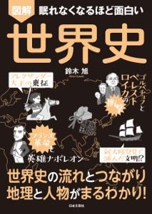 眠れなくなるほど面白い 図解 世界史 Book Cover
