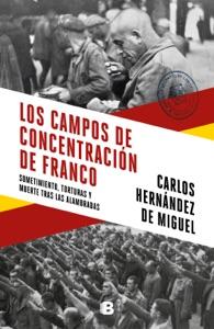Los campos de concentración de Franco Book Cover