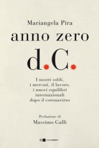 Anno zero d.C. Copertina del libro