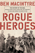 Rogue Heroes Book Cover