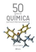 50 ideias de química que você precisa conhecer Book Cover