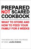 Prepared-Not-Scared Cookbook Book Cover
