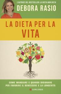 La dieta per la vita Book Cover