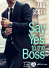 Ana Scott - Say Yes to the Boss illustration