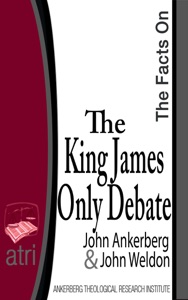 The Facts on the King James Only Debate Book Cover