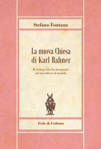 La nuova Chiesa di Karl Rahner Copertina del libro