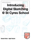 Introducing Digital Sketching  St Cyres School