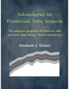 Adventures in Financial Data Science Book Cover