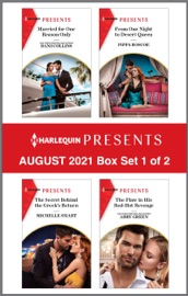 Download Harlequin Presents - August 2021 - Box Set 1 of 2
