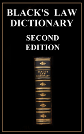 Black's Law Dictionary - Second Edition (1910)