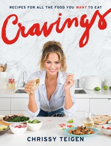 Cravings by Chrissy Teigen & Adeena Sussman Book Cover