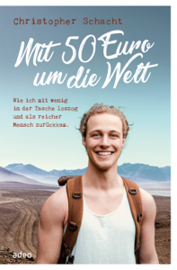 Mit 50 Euro um die Welt Libro Cover