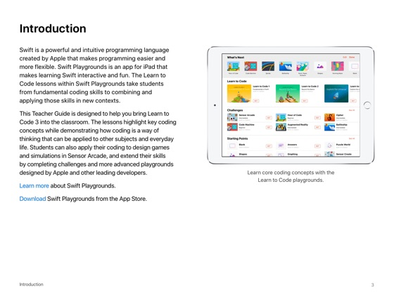 Swift Playgrounds: Learn to Code 3 on Apple Books
