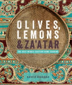 Olives, Lemons & Za'atar: The Best Middle Eastern Home Cooking Boekomslag