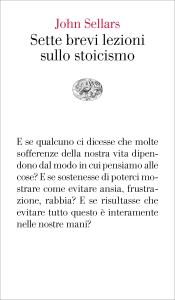 Sette brevi lezioni sullo stoicismo Copertina del libro