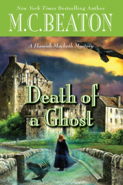 Death of a Ghost book