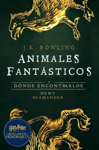 Animales fantásticos y dónde encontrarlos Book Cover