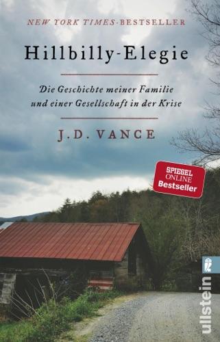 J. D. Vance - Hillbilly-Elegie