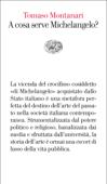A cosa serve Michelangelo? Book Cover