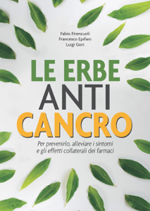 Le erbe ANTI-CANCRO Libro Cover