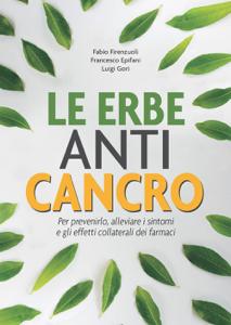 Le erbe ANTI-CANCRO Copertina del libro