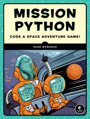 Mission Python - Sean McManus book