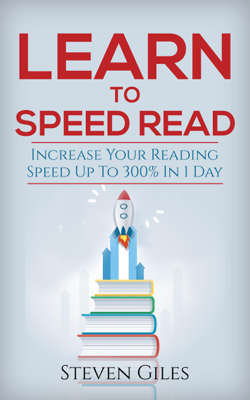 Speed Reading - Steven Giles book