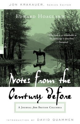 Notes from The Century Before