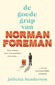 De goede grap van Norman Foreman Boekomslag