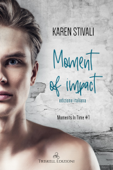 Moment of impact Book Cover