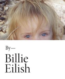 Billie Eilish Book Cover