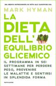 La dieta dell'equilibrio glicemico Book Cover
