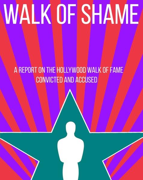 Walk Of Shame - Robert Lang book cover