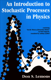 An Introduction to Stochastic Processes in Physics
